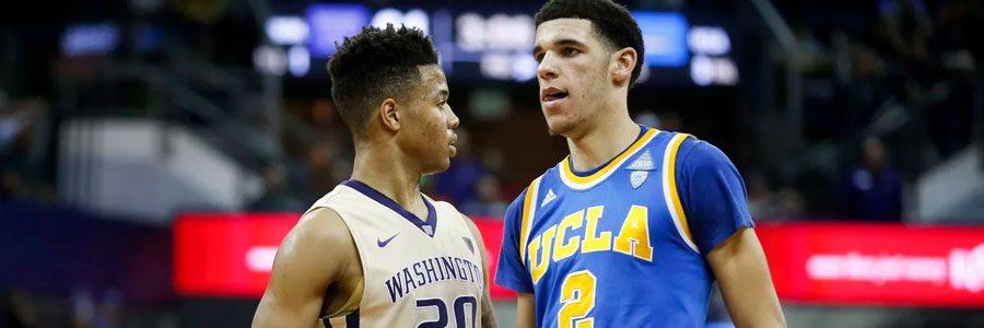 Washington State at UCLA Prediction, Pick & TV Info