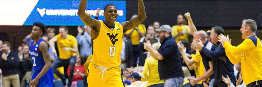 Texas A&M at West Virginia Spread, Free Pick & TV Info
