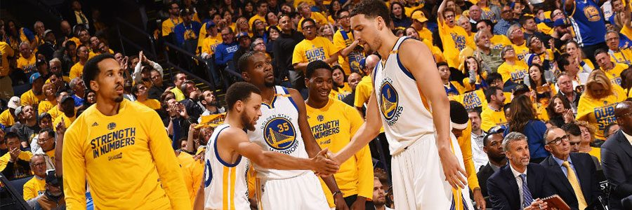 Is Golden State a Sure Betting Pick To Win 2017 NBA Championship?