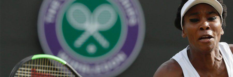 2017 Wimbledon Women's Quaterfinals Betting Odds & Predictions