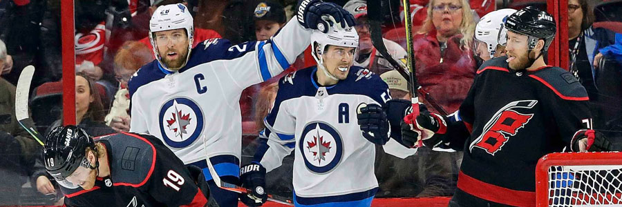 Is Winnipeg a secure bet in the NHL lines?