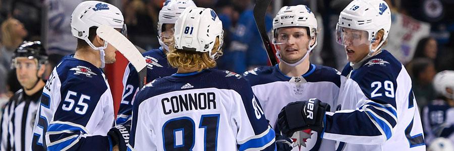 Winnipeg vs San Jose NHL Odds & Expert Pick
