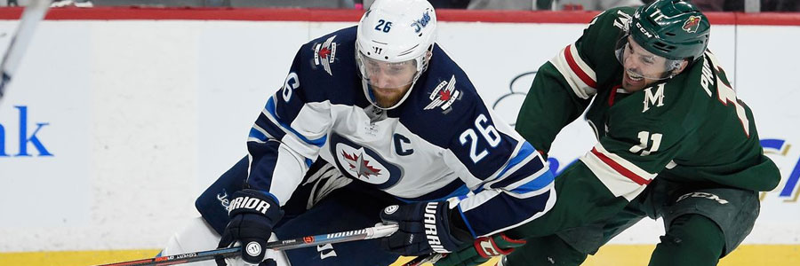 2018 Playoffs Preview & Game 4 NHL Odds: Jets at Wild