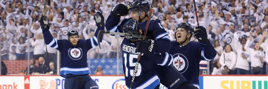 Jets at Predators Game 1 NHL Odds & Betting Preview