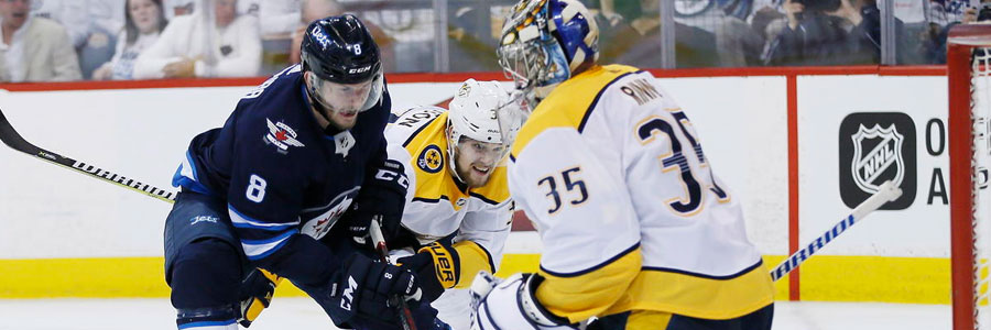 How to Bet Jets at Predators NHL Odds & Game 7 Info