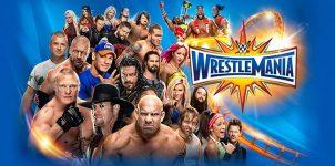 Wrestlemania 33 Betting Odds & Predictions