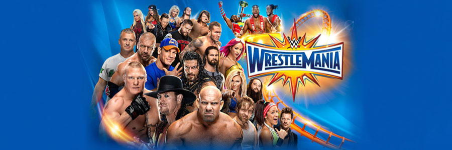Wrestlemania 33 Betting Odds & Predictions